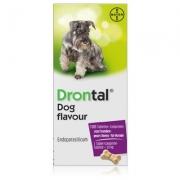 Drontal Hond Tasty   102 tabl