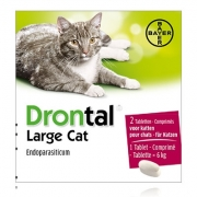 Drontal Grand Chat | 2 comprimés