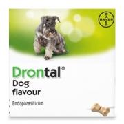 Drontal Hond Tasty   2 tabl