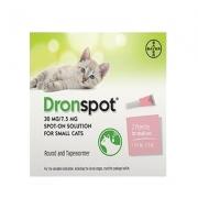 Dronspot Spot-on Petit Chat (0.5 - 2.5 kg)