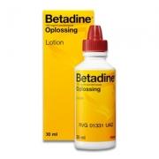 Betadine Jodium Opl. - 30 ml