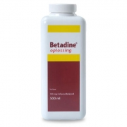 Betadine Jodium Opl. - 500 ml
