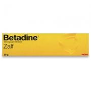Betadine Zalf Tube - 50 gr