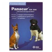 Panacur | KH 500 mg | 10 tabl