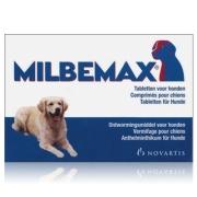 Milbemax Hond | 4 tabl