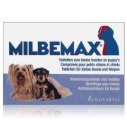 Milbemax Dog small / puppy | 50 tabl