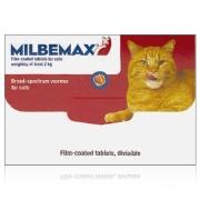 Milbemax Katze | 4 tabl
