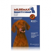Milbemax Dog Chewable tablet | 4 tabl