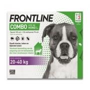Frontline Combo Hond L | 20-40 kg | 3 pipetten