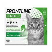 Frontline Combo Kat | 6 pipetten