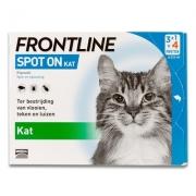 Frontline Spot-on Kat | 4 pipetten