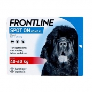 Frontline Spot-on Hond XL | 40-60 kg | 4 pipetten