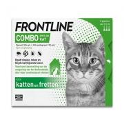 Frontline Combo Kat | 3 pipetten