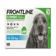 Frontline Combo Dog M | 10-20 kg | 6 pipettes